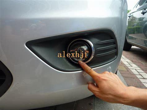 car front bumper bifocal lens fog lamp assembly  angel