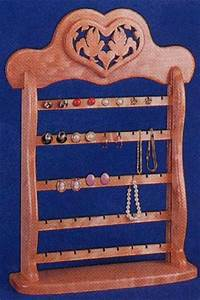 Ear Ring Organizer Pattern – Scrollsaw com