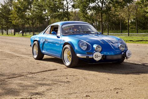 renault alpine renault alpine a110 1977 french blue renault