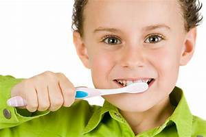 Signs Your Child Is Or Isn't Brushing His Teeth