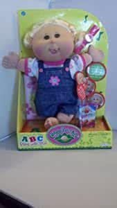Amazon com: Cabbage Patch Kids Feature Toddler Caucasian