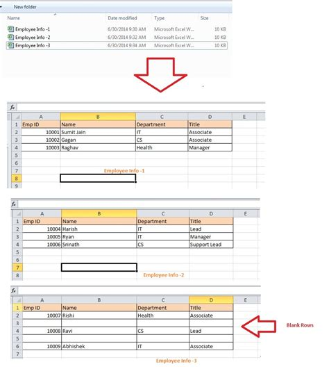 combine excel files into one worksheet worksheets