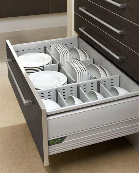 kitchen drawer organizers   clean  clutter  decor