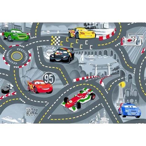tapis enfant cars circuit de voiture achat vente tapis