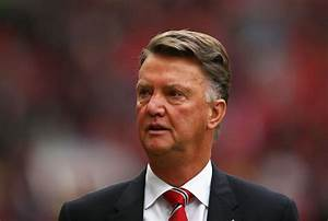 Manchester United vs Manchester City: Louis van Gaal says ...