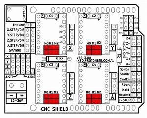 4x Arduino Cnc