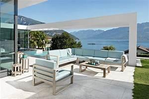 Garten Lounge Möbel Metall : gartenlounge aus teakholz gr sste auswahl der schweiz ~ Markanthonyermac.com Haus und Dekorationen
