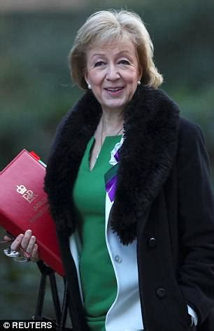 Andrea Leadsom: Customs partnership with EU 'unwieldy and ...