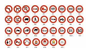 Code De La Route Série Gratuite : panneaux code de la route image1 journal de capestang ~ Medecine-chirurgie-esthetiques.com Avis de Voitures