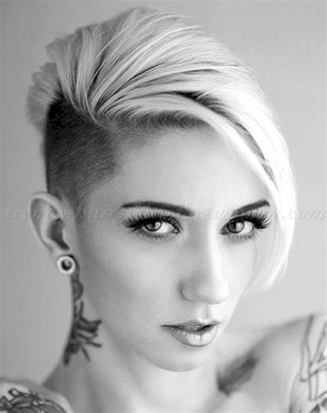 71 Lovely Undercut Hairstyle For Women Ideas Fashionetter
