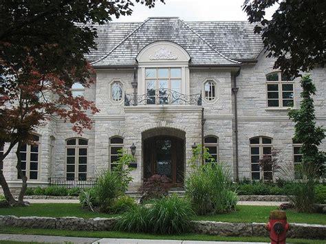 Limestone Houses  Indiana Limestone House In Toronto