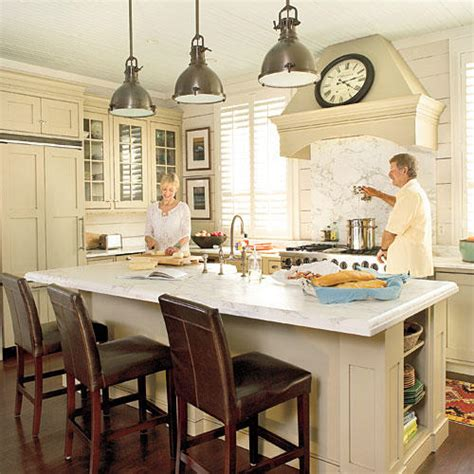 beach inspired kitchen ideas southern living