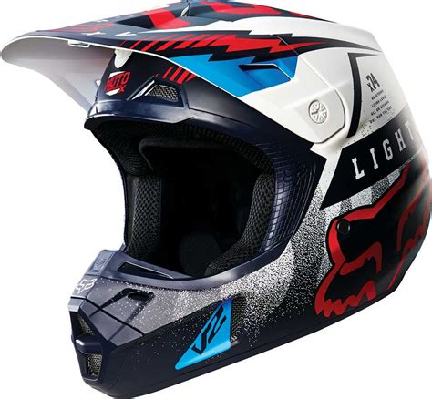 womens motocross gear closeouts 2016 fox racing v2 vicious helmet motocross dirtbike mx
