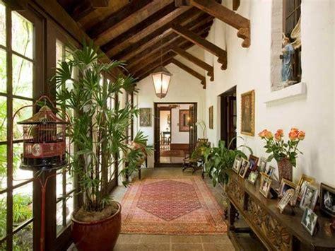 spanish hacienda style house plans  replica houses pinteres