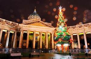 Experience Christmas and New Year in Saint-Petersburg!