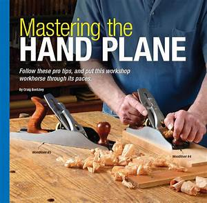Mastering The Hand Plane