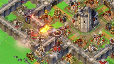 castle siege age of empires castle siege announcement trailer gamespot