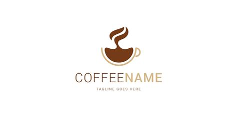 .minimal logo vector by wan about coffee logo, coffee, organic cafe, cafe and coffe logo 598795. Coffee Logo Template by SM77 | Codester