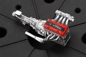 1 24 Honda S2000 F20c Engine Detail Set