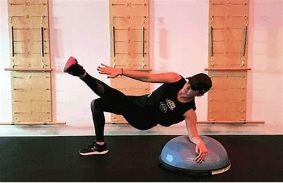 Handles Exercises Ab Core Target Ball Bosu