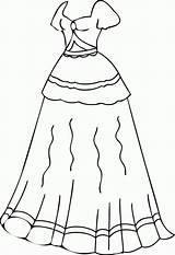 Coloring Pages Clothes Printable Clothing Dresses Clipart Colouring Winter Preschoolers Barbie Sheets Getcolorings Popular Library Wecoloringpage Coloringhome sketch template