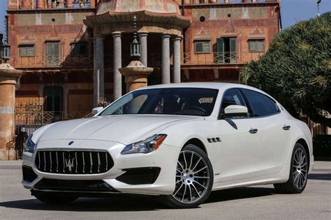 maserati quattroporte pricing  specification
