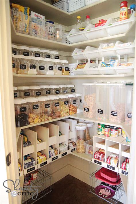 ideas for organizing kitchen pantry 20 kitchen pantry ideas to organize your pantry
