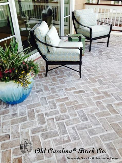 Grey Brick Pavers by Grey 4 X 8 Pavers Home In 2019 Patio