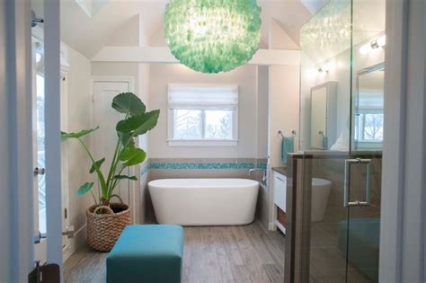 Coastal Style Master Bathroom G8 5 Lamp Patio Lamps Herend Glass Cylinder Classy Table Moon Wall Mission Style Target Funky