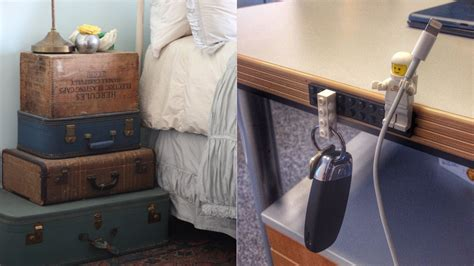 36 Insanely Clever Bedroom Storage Hacks And Solutions Doovi