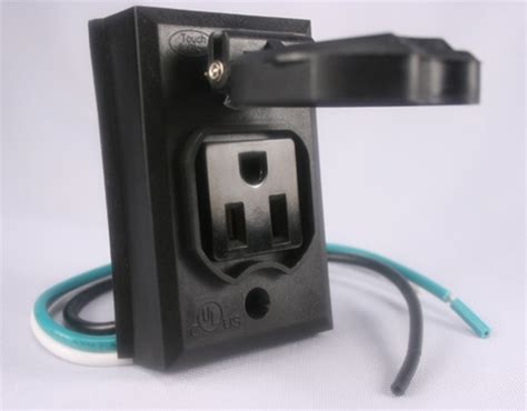 l post electrical outlet outdoor post lights with outlet minimalist pixelmari com
