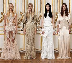 givenchy wedding dress tng givenchy couture winter 2011