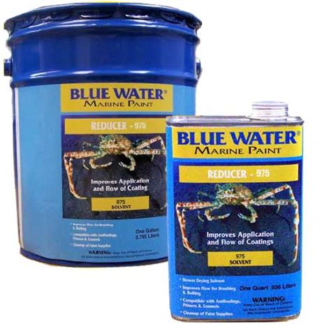 Bluewater Boat Paint by Blue Water Marine Paint Blue Water Thinners Commercial