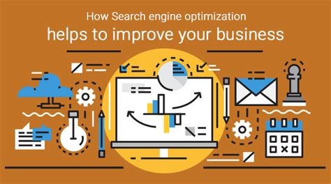 Search Engine Optimisation Business - how search engine optimization helps to improve your