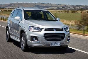 2017 Holden Captiva Review