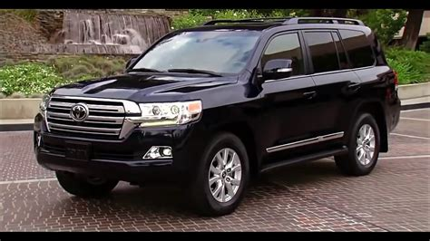 toyota land cruiser  review  test drive youtube
