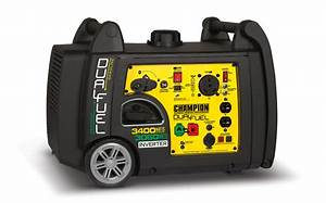 Champion Power Equipment 100263 3 400 Watt Dual Fuel Push