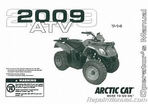 2009 Arctic Cat T