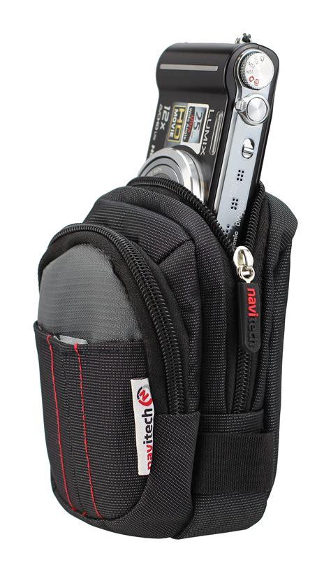 Compact Digital Camera & Accessories Bag Navitech
