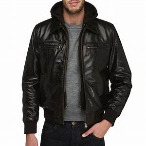 Blouson Cuir Aviateur Homme : gangster unit blouson cuir homme marron achat vente ~ Dallasstarsshop.com Idées de Décoration