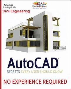 Pdf  Autocad Civil Engineering Book  Complete Guide  By