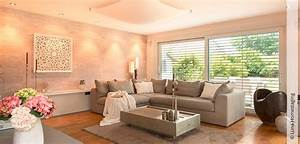 Große Couch In Kleinem Raum : gro e r ume wohnlich einrichten hallo frau das ~ Lizthompson.info Haus und Dekorationen