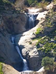 Three Sisters Falls San Diego