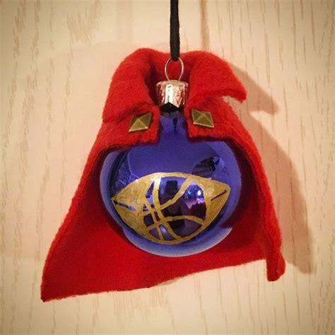 doctor strange stephen strange christmas ornament
