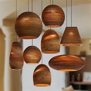 Luminaire Industriel Ikea : suspension bois de design original en 27 id es ing nieuses ~ Teatrodelosmanantiales.com Idées de Décoration