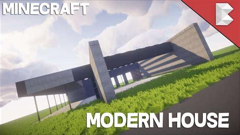 minecraft modern stone house minecraft house design