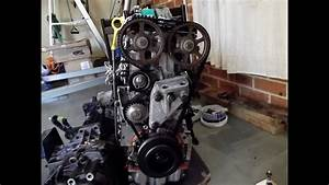 Removing A 1 8 K Series Rover Engine Freelander 18kf4