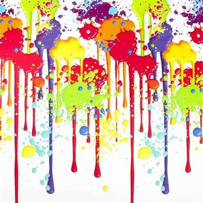 Clipart Paint Splat Colour Spilled Spill Tablecloth