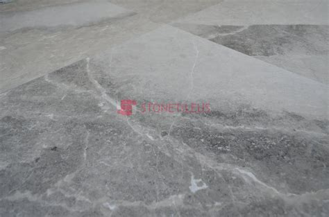 silver gray polished marble tiles 24x24 stone tile us