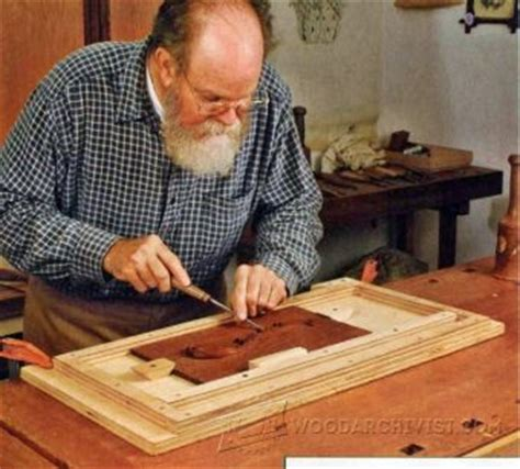 wood carving bench plans woodarchivist